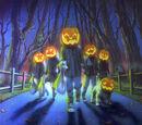 The Pumpkin Heads
