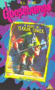 A Night in Terror Tower - VHS Cover