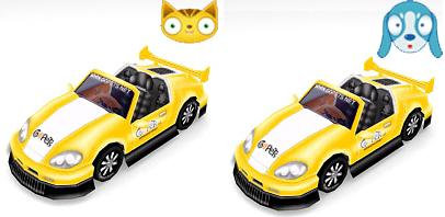 Yellow Sports Cars