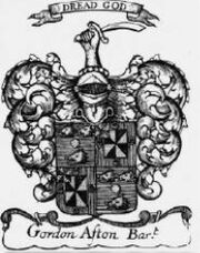 Afton coat of arms