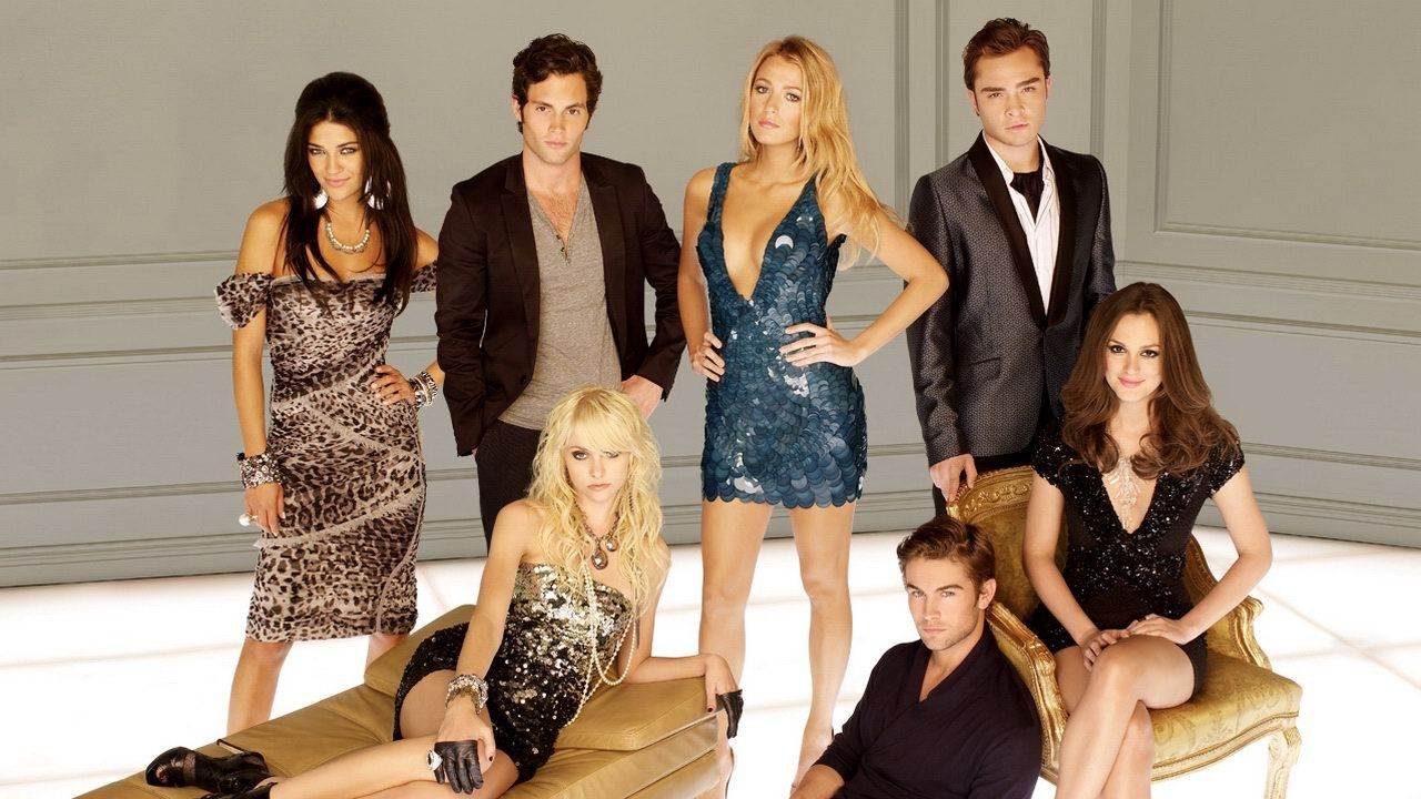 list of the gossip girl characters