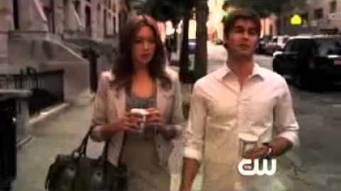 """Gossip Girl 4x02 Extended Promo """"Double Identity""""-HQ-"""