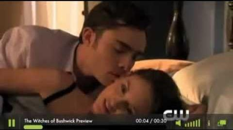 """Gossip Girl 4x09 promo extended """"The Witches of Bushwick """""""