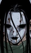 Bloody masked Soh Jinhong