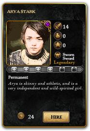 Card-AryaStark