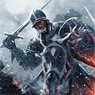 King Stannis Cavalryman