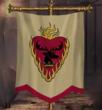 Baratheon of Dragonstone Character