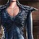 Sansa's Black Dress