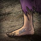 Legendary Footpad's Seal