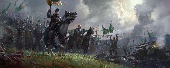World Epic Battle Victory