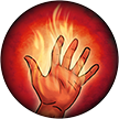R'hllor Temple Fiery Hand Upgrade