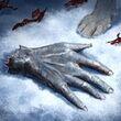 Jafer's Frozen Hand