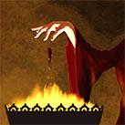 Burning Leech