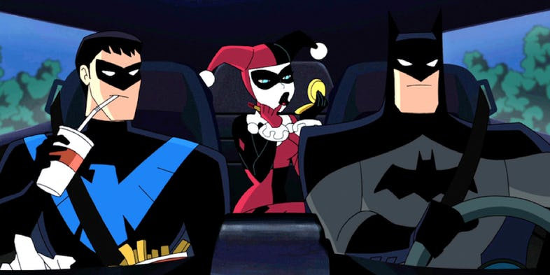 Batman-Nightwing-and-Harley-Quinn-in-New-DC-Animated-Movie