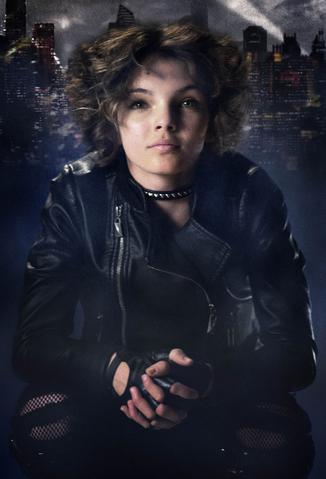 File:Selina Kyle season 1 promotional poster.png
