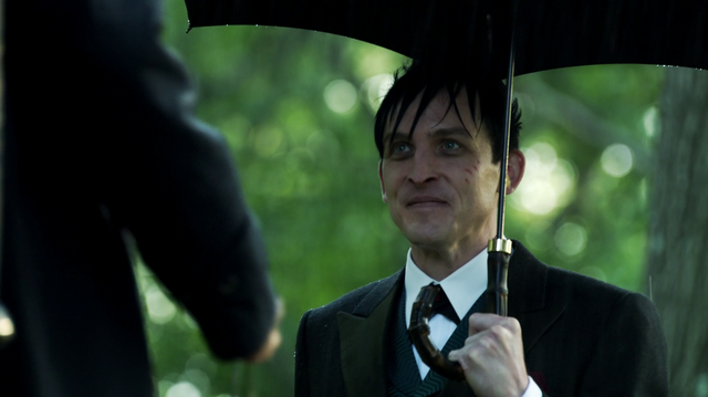 File:Carmine Falcone in the midst of embracing Oswald Cobblepot.png