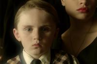 Carmine Falcone as a child