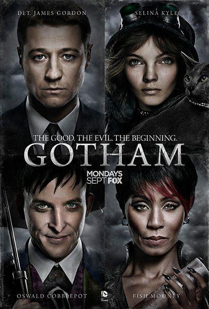 Gotham Season 1 Complete 720p Free Download