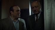 Carmine Falcone and Sal Maroni - The Scarecrow