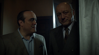 Carmine Falcone and Sal Maroni - The Scarecrow