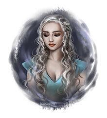 Daenerys by daekazu-d686pdx