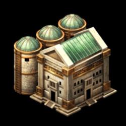 Resource silo