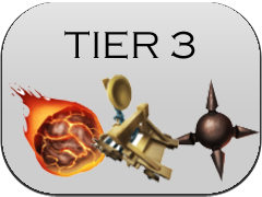 Tier 3 Wall Traps