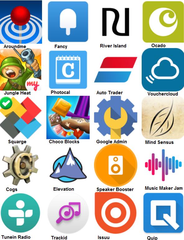 App Logo Quiz Level 12