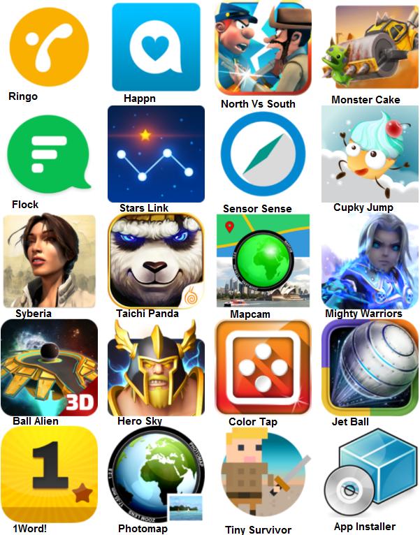 App Logo Quiz Level 22