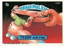 Teddy Aim Fire