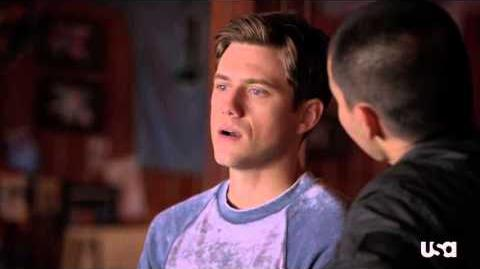"""Graceland, Episode 5 - """"O-Mouth,"""" Charming as Hell"""