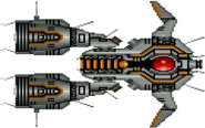 Mayhem Warship from Nemesis '94