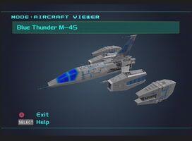 BlueM-45 AFD