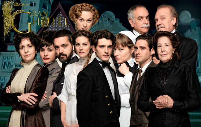 Gran Hotel Serie