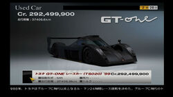 Toyota-gt-one-race-car-ts020-99-black