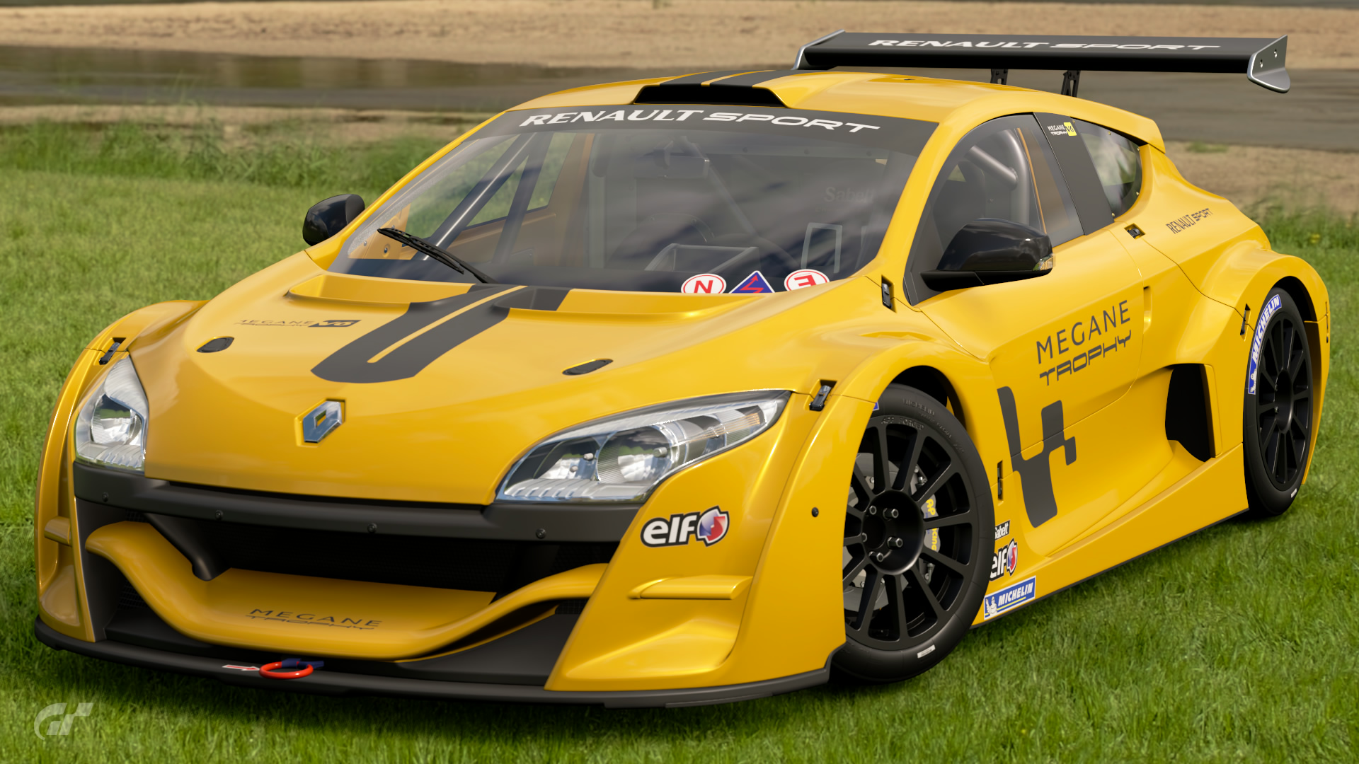 renault sport m gane trophy 39 11 gran turismo wiki fandom powered by wikia. Black Bedroom Furniture Sets. Home Design Ideas