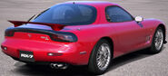 Mazda RX-7 Type R-S (FD, J) '95 (Back)