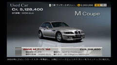 BMW M Coupe '98