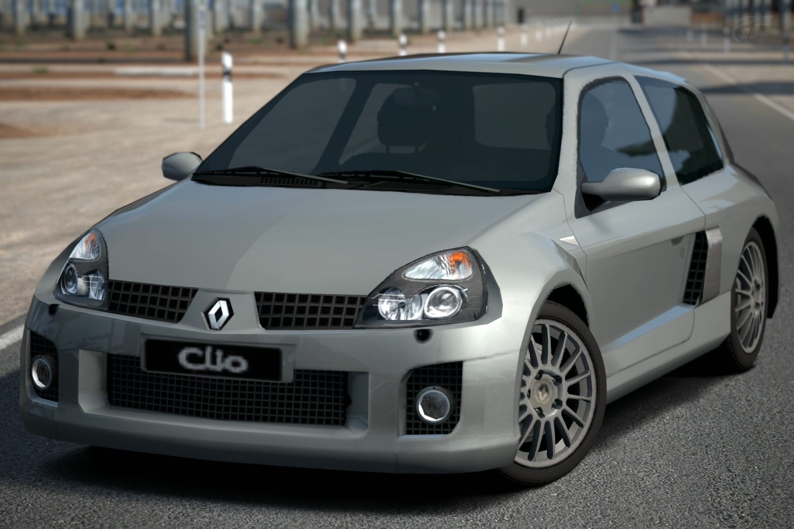clio renault sport v6 phase 2 39 03 gran turismo wiki fandom powered by wikia. Black Bedroom Furniture Sets. Home Design Ideas