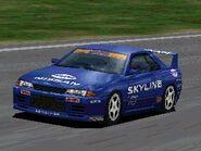 -R-Nissan SKYLINE GT-R (R32) '89 (GT1)