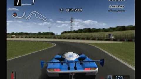 Gran Turismo 4, 136 of 708 cars 1989 Toyota Minolta 88C-V Race Car