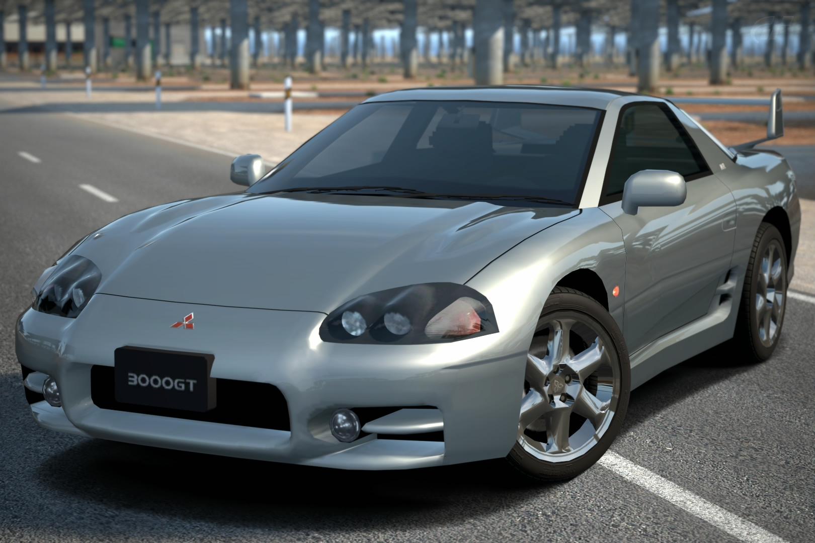 Mitsubishi 3000GT MR (J) '98 | Gran Turismo Wiki | FANDOM ...