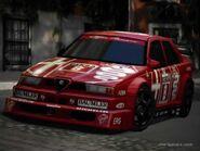 Alfa Romeo 155 2.5 V6 TI '93