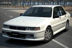 Mitsubishi GALANT 2.0 DOHC Turbo VR-4 '89