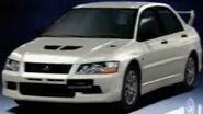 Mitsubishi Lancer Evolution VII RS '01 (GT3)