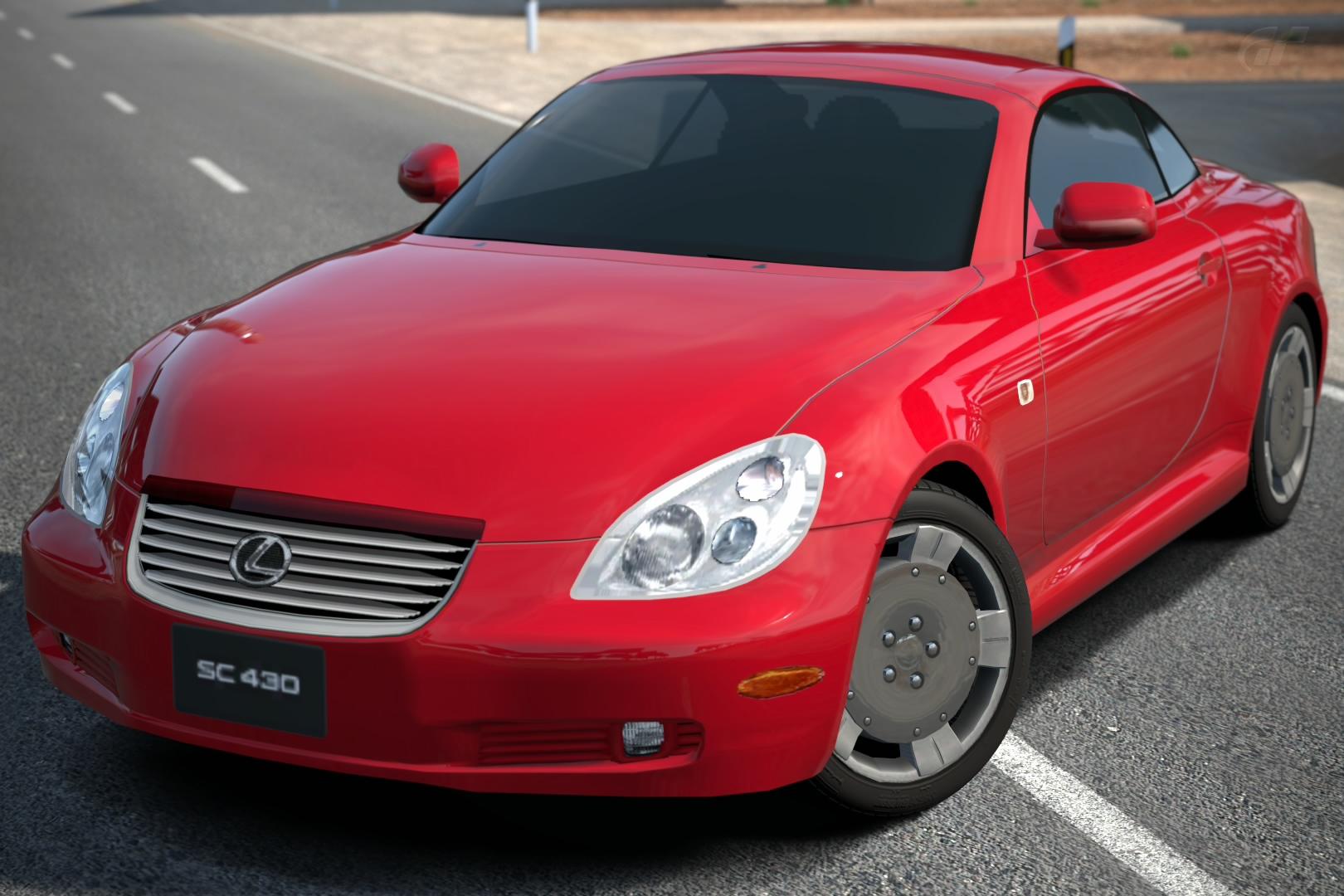 Image  Lexus SC 430 US 01jpg  Gran Turismo Wiki  FANDOM