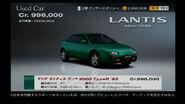 Mazda Lantis Coupe 2000 Type R '93