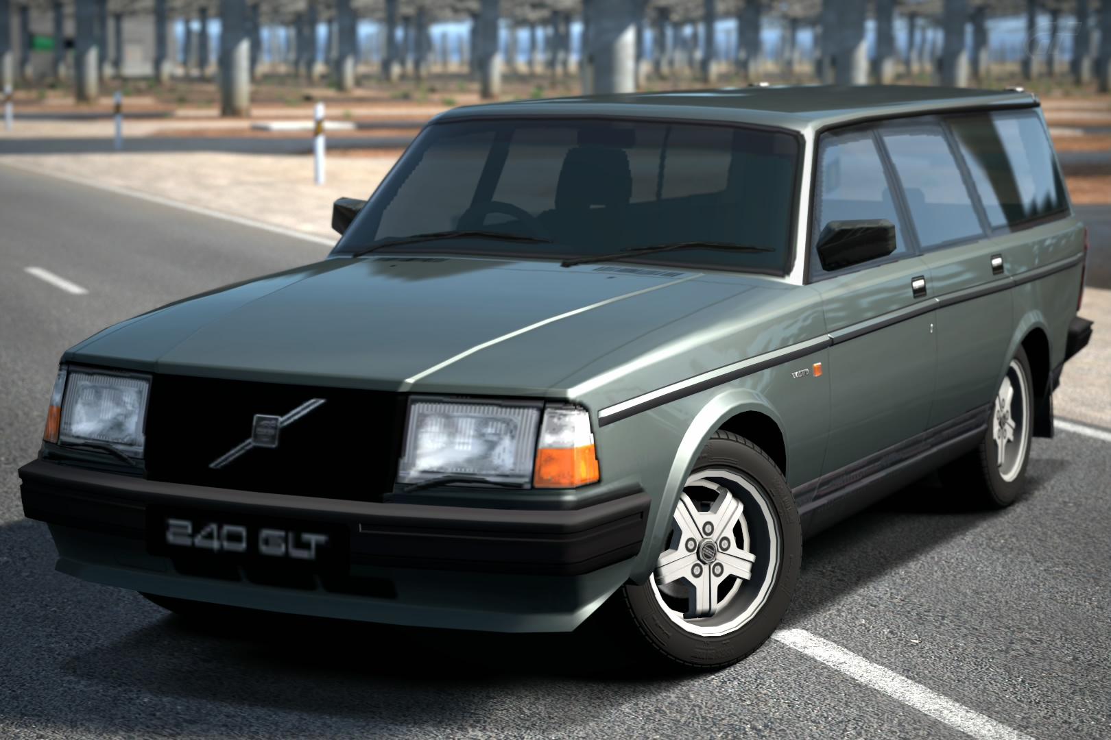 Volvo 240 Glt Estate 88 Gran Turismo Wiki Fandom