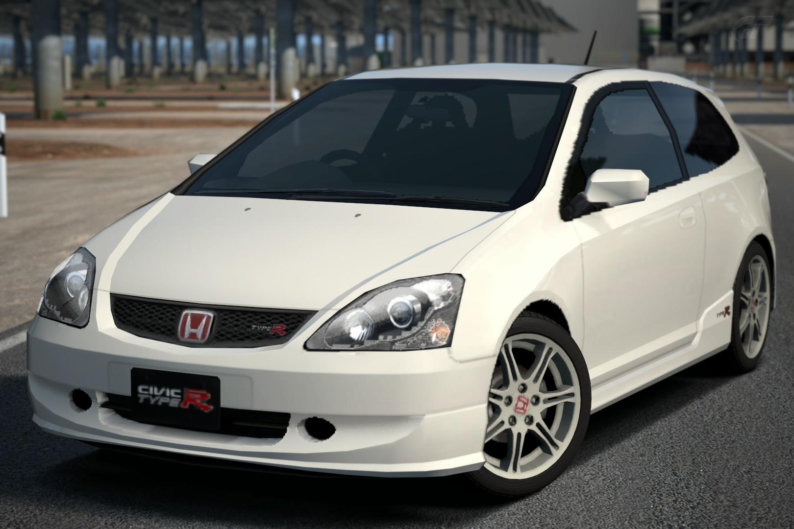 Honda CIVIC TYPE R (EP) '04 | Gran Turismo Wiki | FANDOM ...