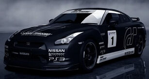 Nissan GT-R SpecV (GT Academy Special)